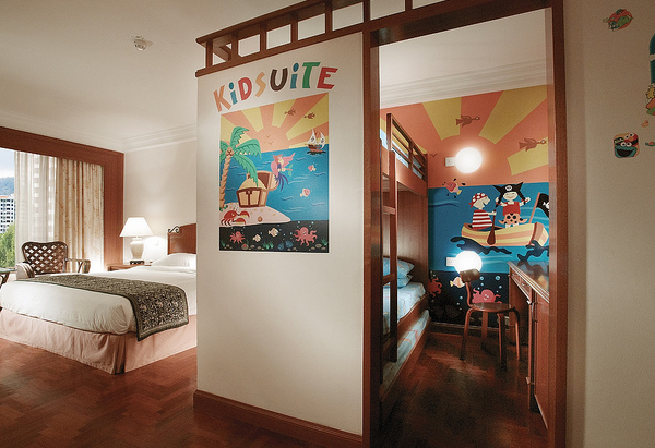 Survey: Top Hotel Chains for Families