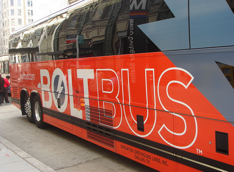 Would You Take Your Kids on Vacation by Bus?
