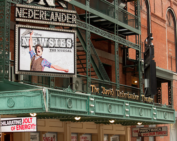 broadway newsies