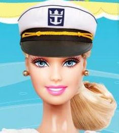 royal caribbean barbie