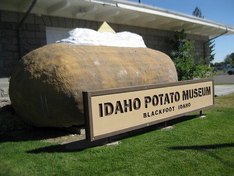 idaho potato