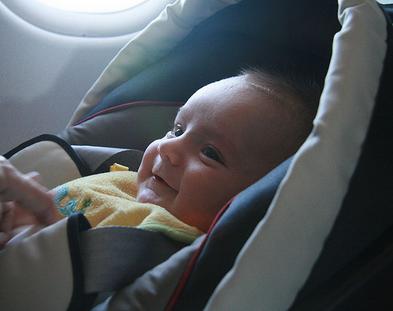 baby flight
