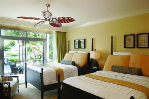 Hotel Room at Hawks Cay Resort