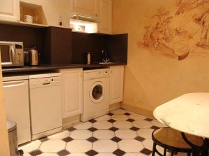 Our Kitchen in Paris