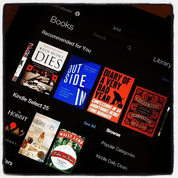 Today Only: Kindle Sale (+ Must-Have Ebooks for Your Travels)