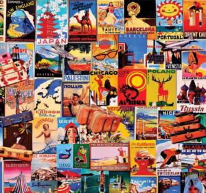 travel dreams puzzle