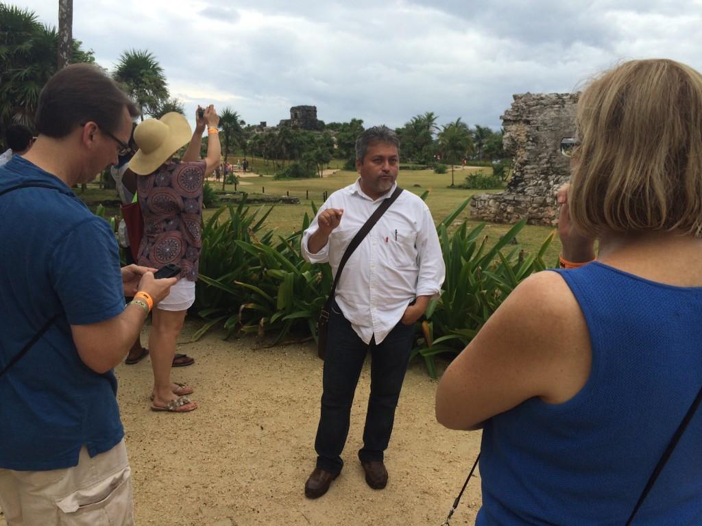 Riviera Maya: Taking a Side Trip to Tulum