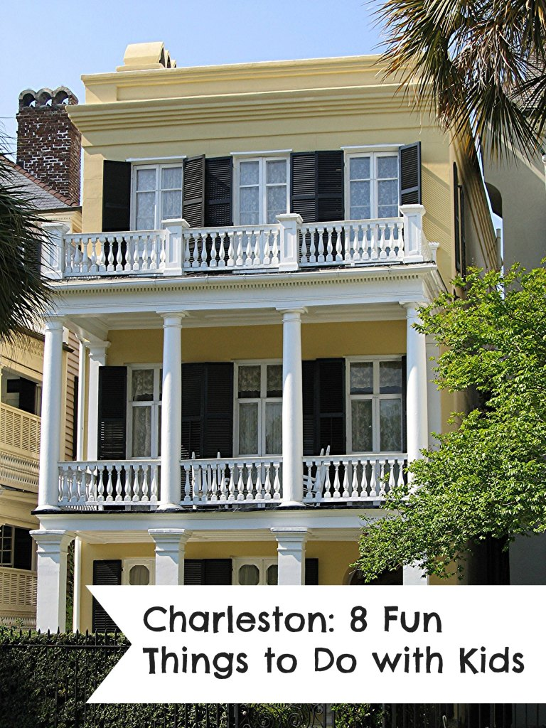 charleston with kids
