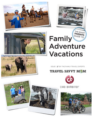 family adventure vacations ebook
