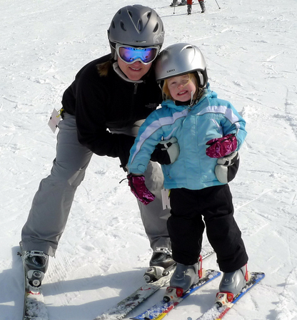 5 Tips to Ensure Happy First-Time Skiers