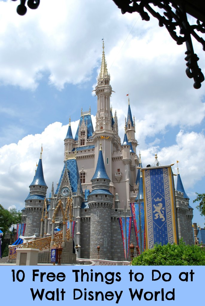 10 Free Things to Do at Walt Disney World