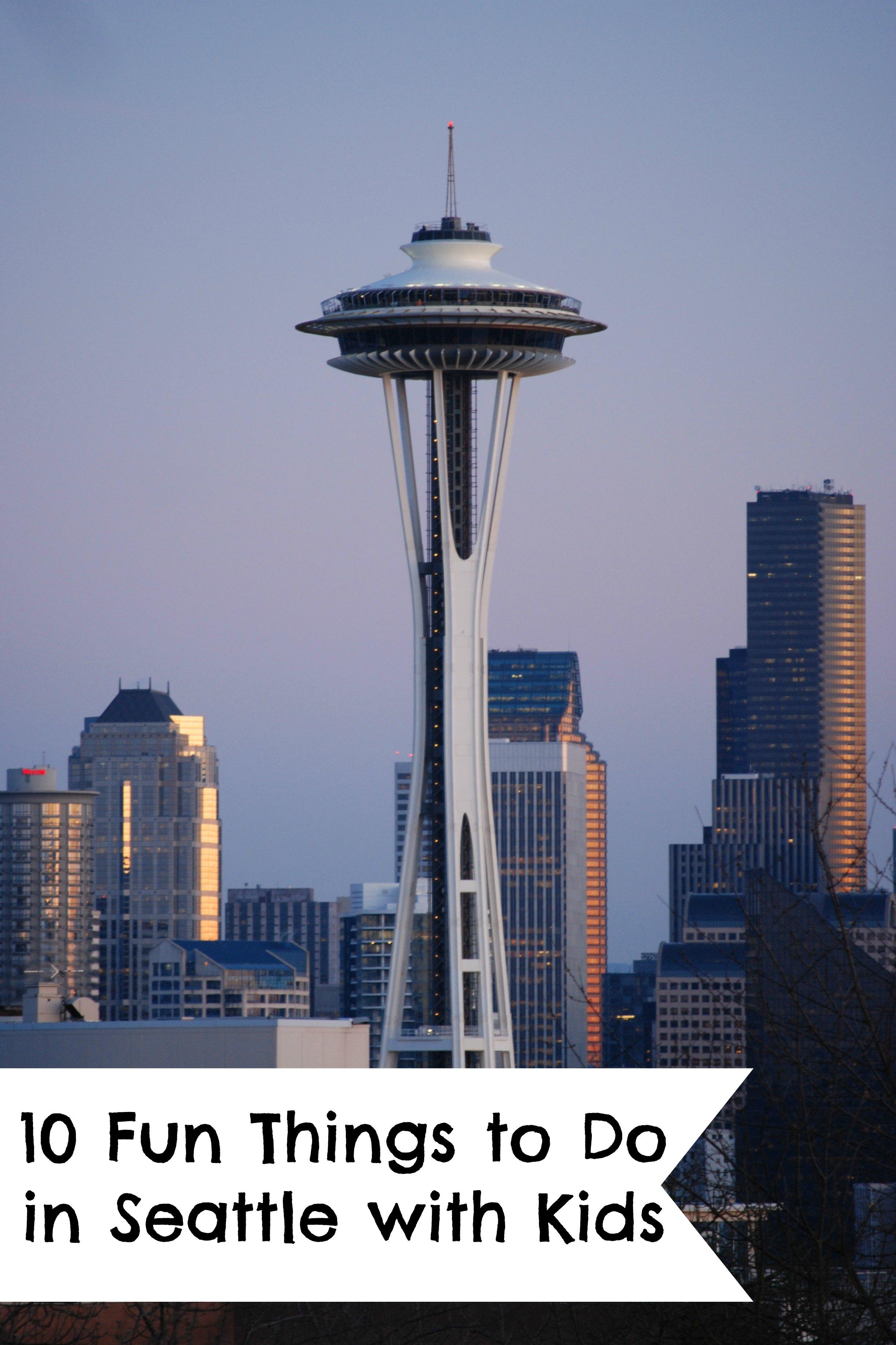 Fun Free Kid Seattle