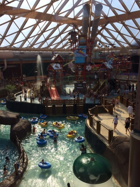 The Indoor Waterpark