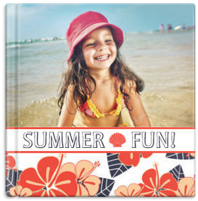 summer fun mixbook
