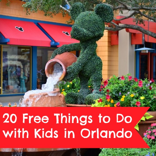 Freebies at downtown disney