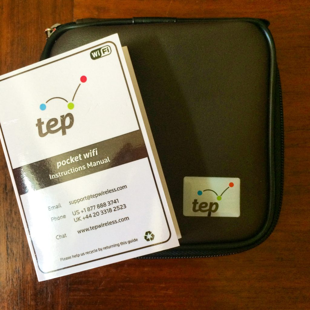 Tep Wireless: Easy Wi-Fi Access When You Travel