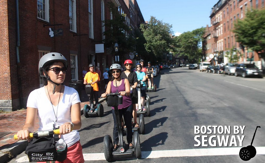 Boston by Segway Tour