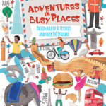 adventures in busy places-lonely planet kids