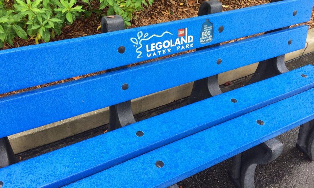 legoland florida recycling