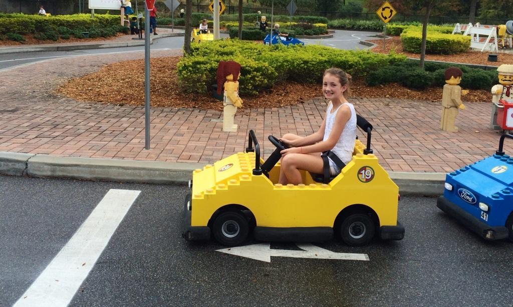 legoland ford driving school