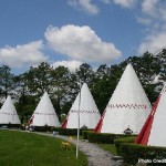 wigwam village inn - cave city kentucky