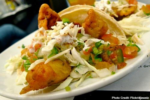California-Fish Tacos