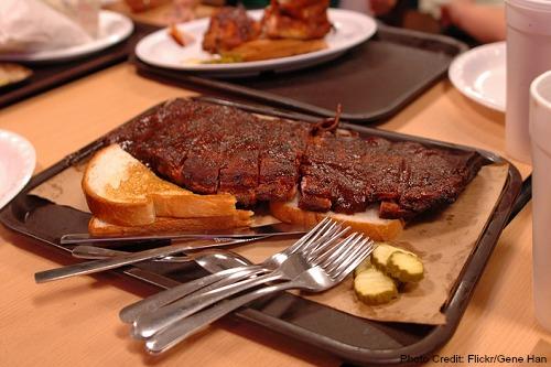Kansas-Barbecue