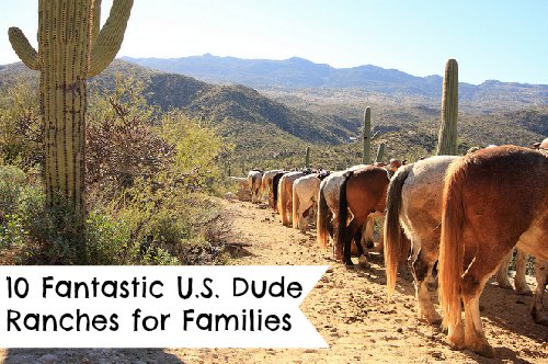 Dude Ranches for Families