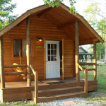 koa cabin square