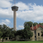 san antonio-tower of the americas