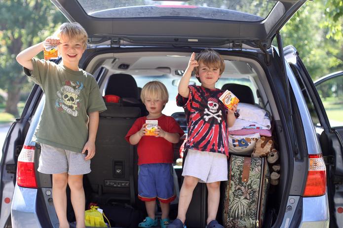 boys road trip