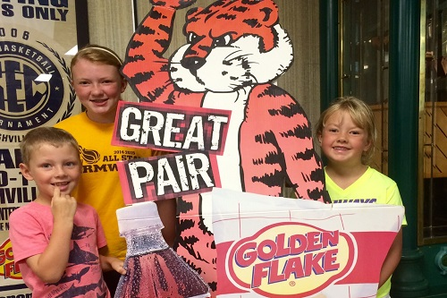 golden flake factory tour