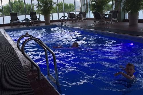 neon pool
