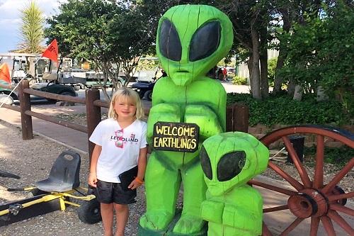 aliens at koa