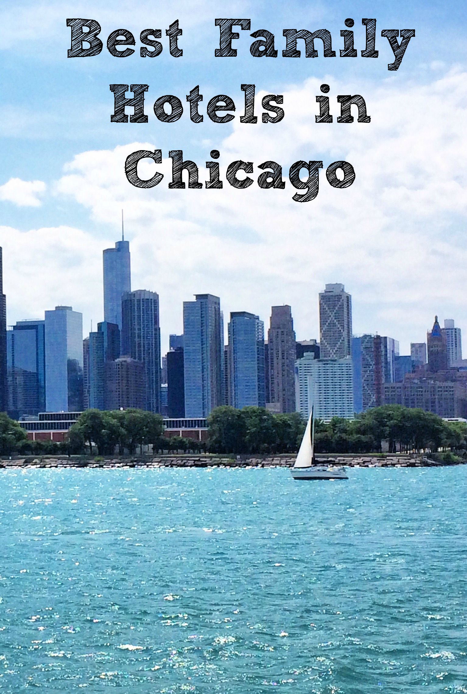 Best kid friendly hotels in chicago for Reasonable hotels downtown chicago