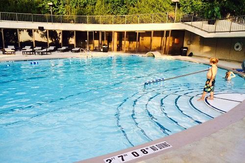 KC-Westin Pool