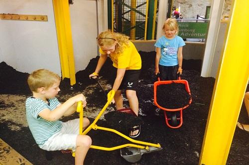 childrens museum-construction zone