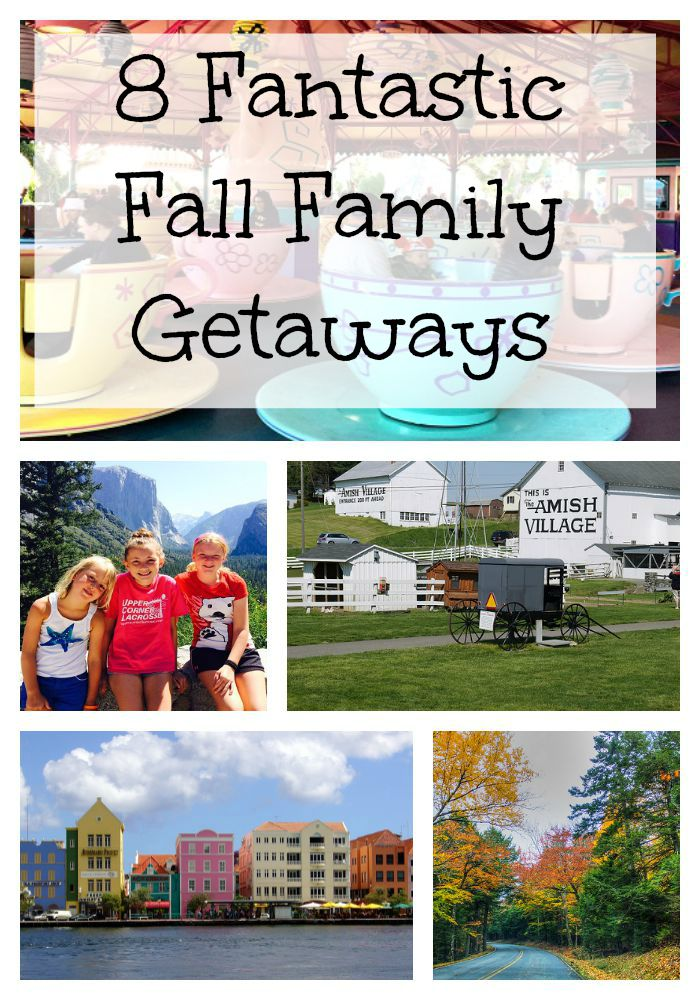 fall escapes collage