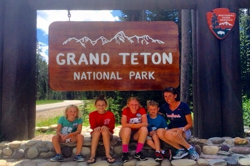 10 Things to Do as a Family at Grand Teton National Park