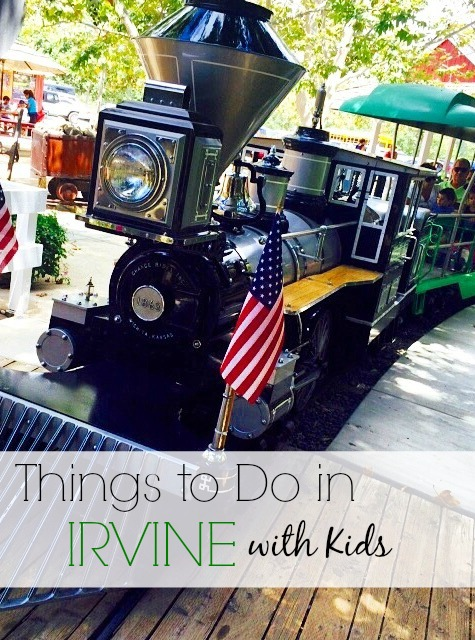 12 Fun Things to Do with Kids in Irvine