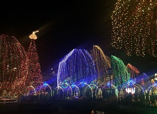 Holiday Fun: Hersheypark Christmas Candylane
