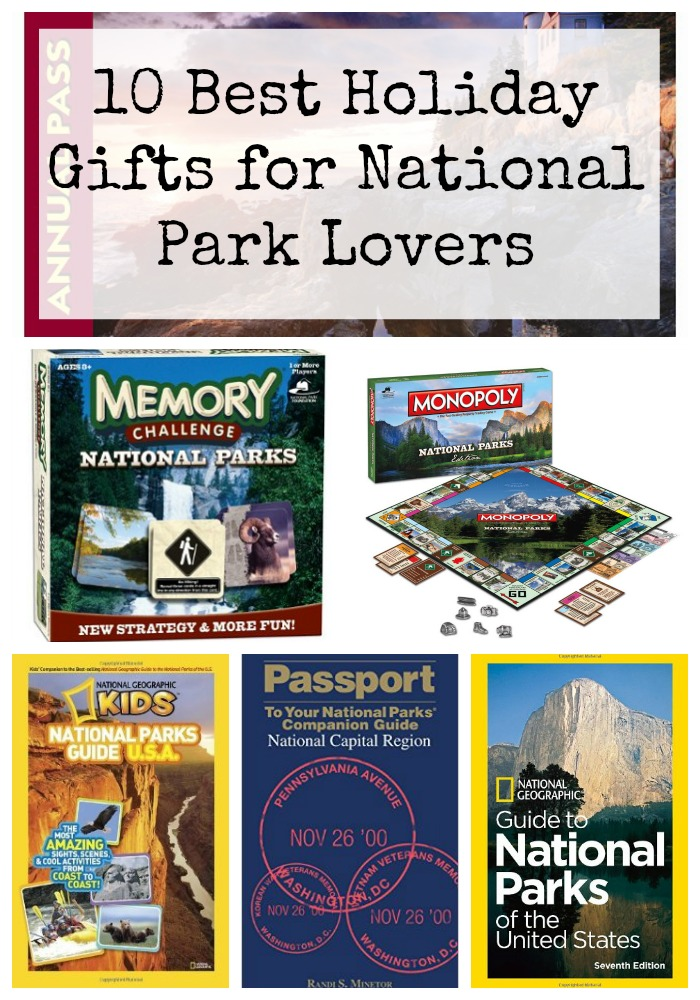 Best Holiday Gifts For National Park Lovers Kidventurous
