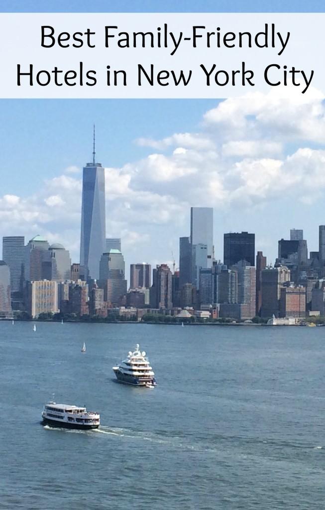 Best New York City Family Hotels
