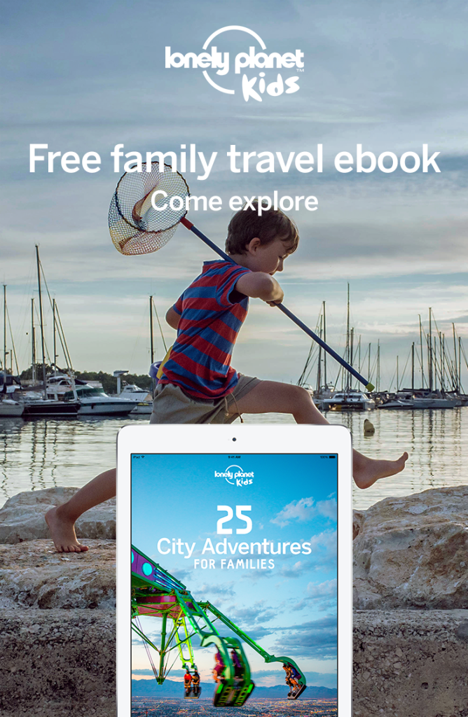 Free Ebook: 25 City Adventures for Families