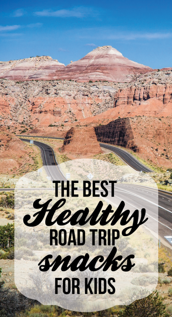 Best Healthy Road Trip Snacks