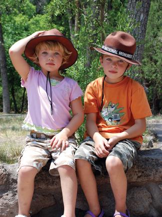 Hey Kids, Become a Junior Park Ranger!