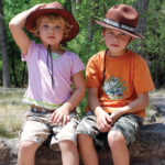 Hey Kids, Become a Junior Park Ranger!