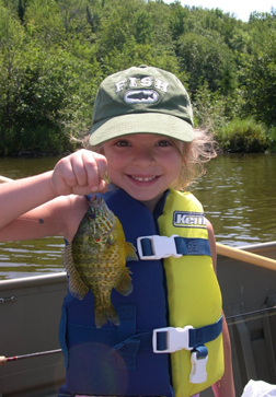 Get Outside: Free Learn-to-Fish Events for Kids