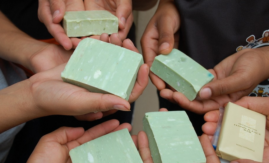 Best Western: Using Leftover Hotel Soaps to Prevent Disease (+ More Hotels Doing Good)