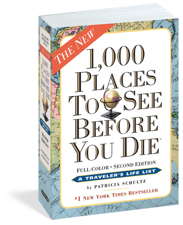 Giveaway: 1,000 Places to See Before You Die